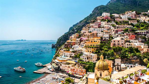 2 Nights in Positano