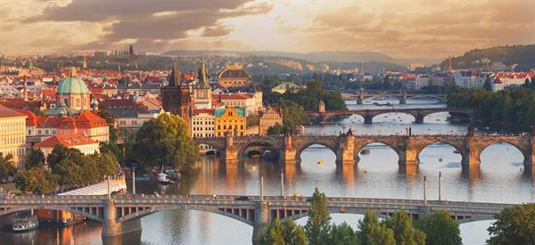 4 Nights in Prague