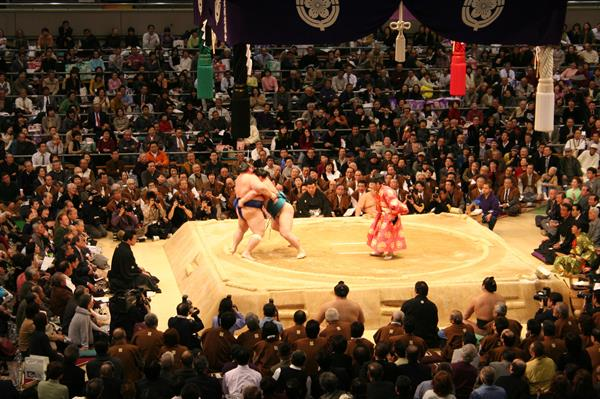 Sumo match tickets