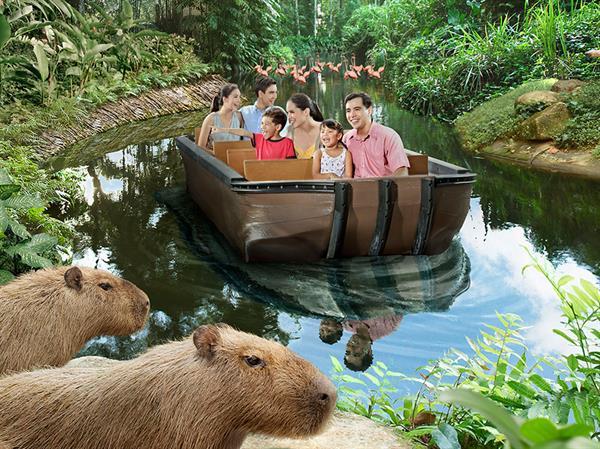 River Safari - Tickets for 2