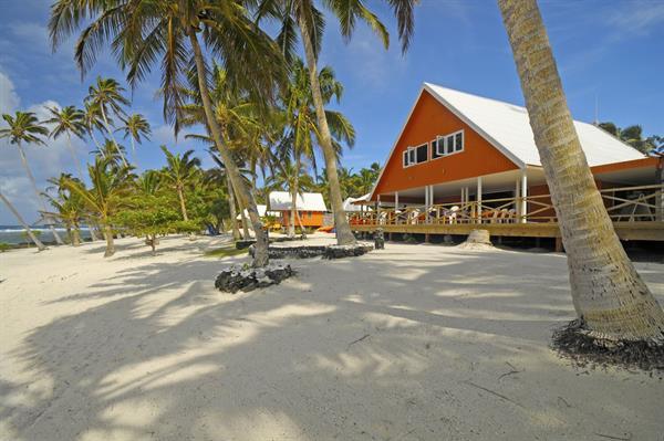 Accommodation at Sa'Moana Resort