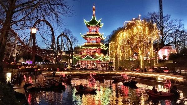 Tivoli Garden Tickets