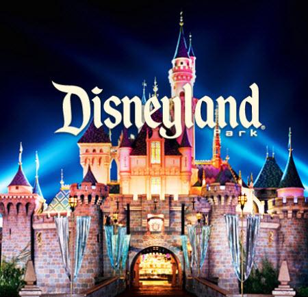 Disneyland - 3 Day Entry Pass