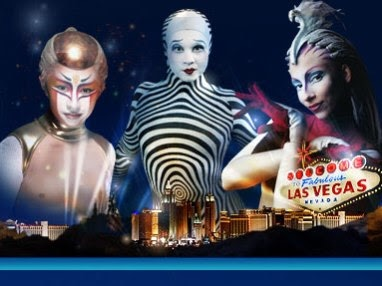 Cirque De Soleil Show