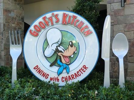 Goofy's Kitchen Character Breakfast - Disneyland Hotel