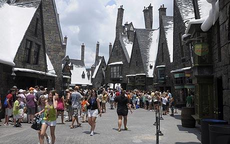 Harry Potter World!