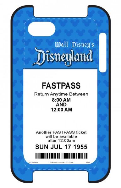 Disneyland Fastpass