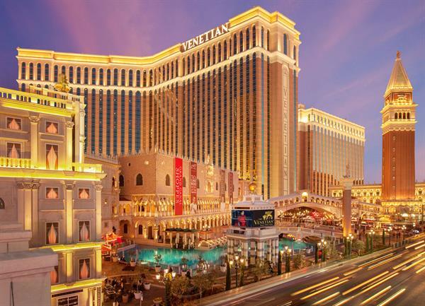 Vegas Accommodation - The Venetian