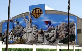 Tour of Warner Bros Studio