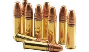 Ammo for shooting range