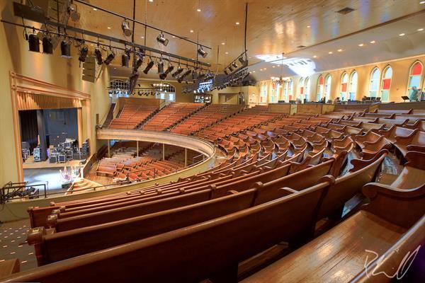 Opry at Ryman Auditorium