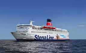 Ferry Ride from Gothenburg to Frederikshavn