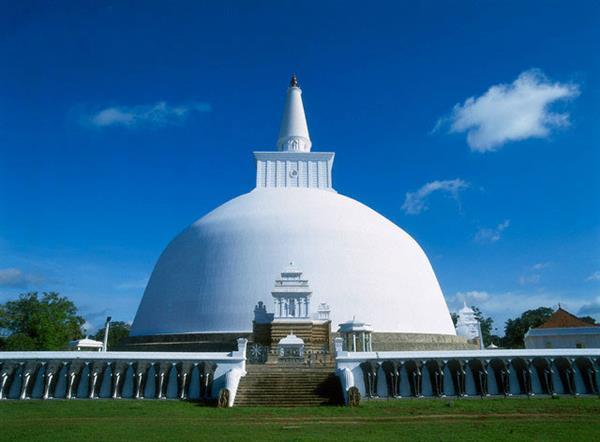 Anuradhapura Sacred Sites