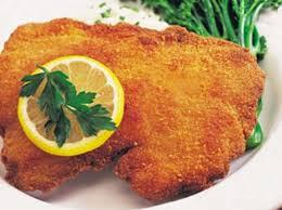 Schnitzels throughout Germany and Austria