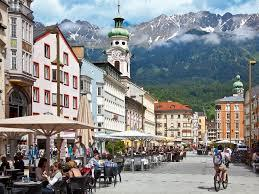 Accommodation in Innsbruck (Austria)