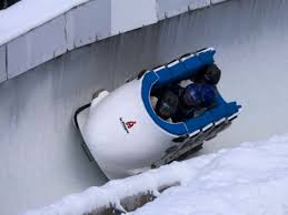 Bobsleigh experience