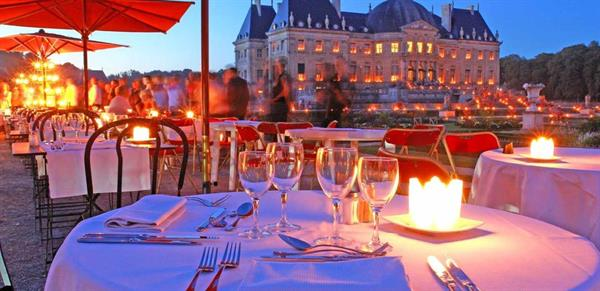 Candlelit Dinner at Vaux-le-Vicomte