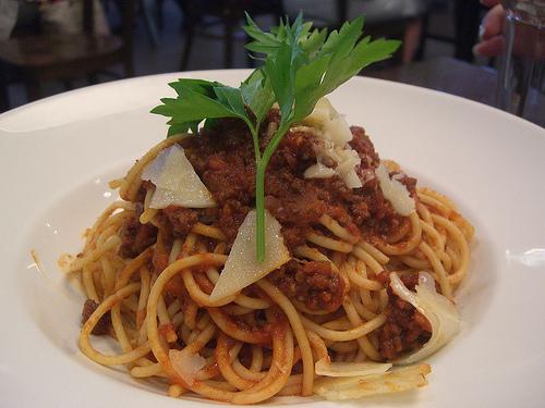 Italian food experience