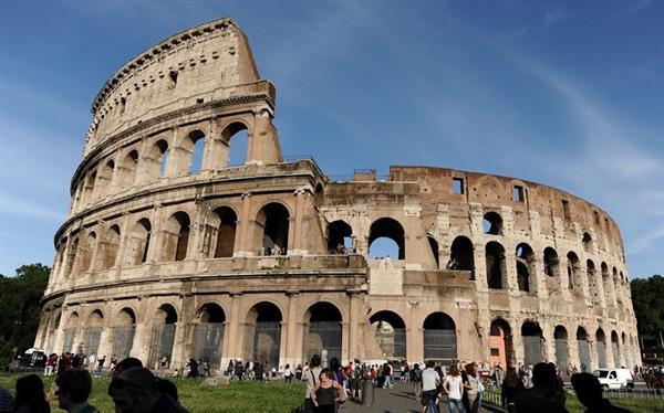 Colosseum exploration