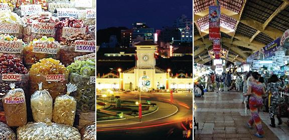 Visit Ben Thanh Market
