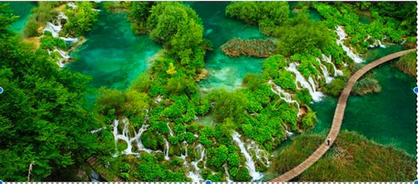 Plitvice Lakes National Park - Ticket entry