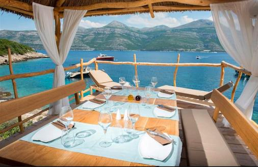 Dinners with breathtaking views x 12