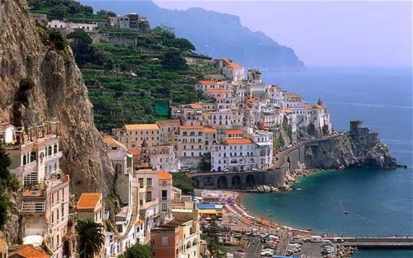 A day to enjoy in Sorrento, Italy