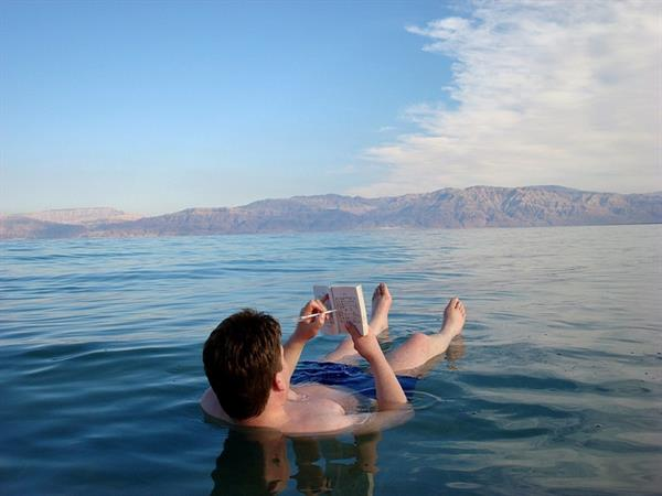 Day Trip to the Dead Sea