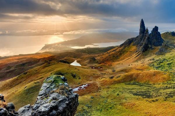 Isle of Skye & Eilean Donan Castleday tour