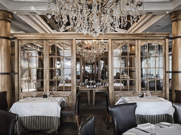 Cape Grace's Signal Restaurant
