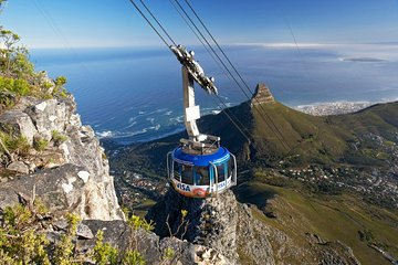 Table Mountain Private Tour for two
