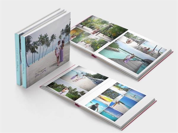 Honeymoon Photobook