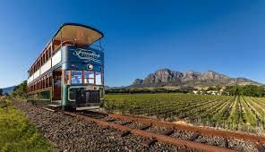 Franschhoek Wine Tram - Hop On & Hop Off!