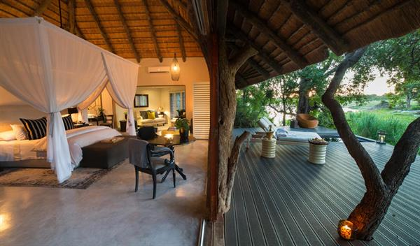 Safari Lodge Accommodation