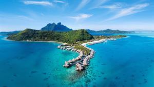 Chloe and Matt's Tahitian Honeymoon - Honeymoon registry Tahiti