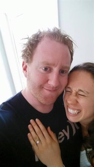 Chris and Bronwyn's Wedding! - Honeymoon registry America, Iceland and Canada
