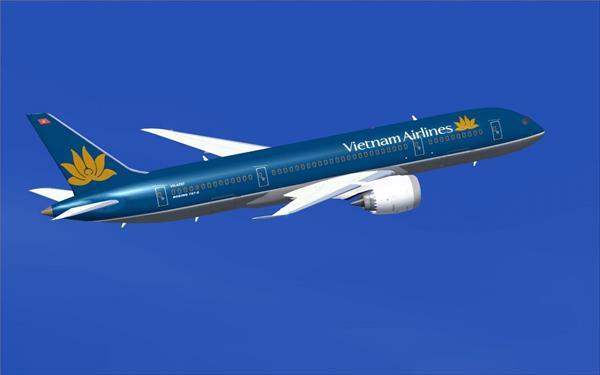 Jessica's flight to Vietnam.