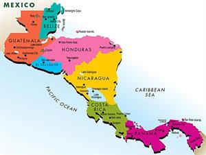 Chrissie and Ben do Central America - Honeymoon registry California, Mexico & Central America