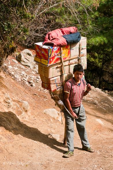 Sherpa & Guide Gratuities