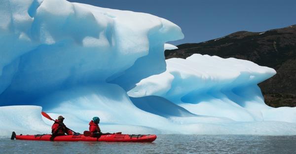 Glacier Kayak Adventure