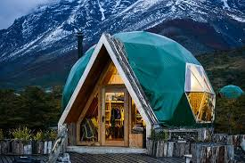 Eco Lodge Stay in Patagonia