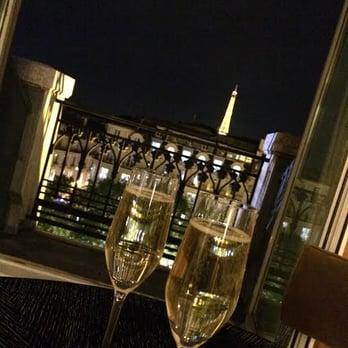 Bottle of Bubbles on the Balcony