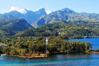 Tahiti Circle Island Tour