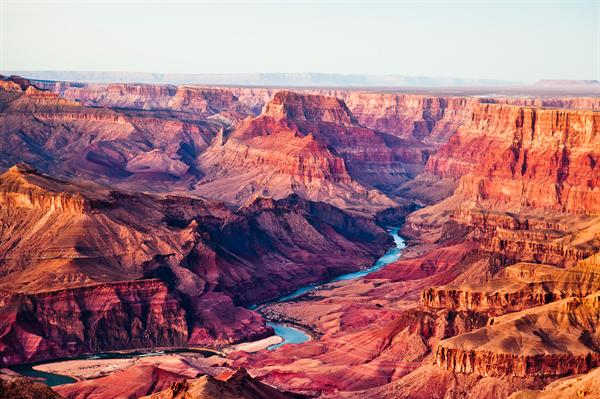 Trip into the Grand Canyon