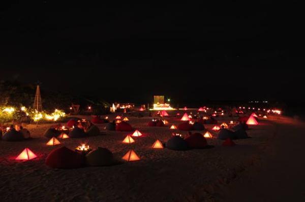 Maldives Open Air Cinema