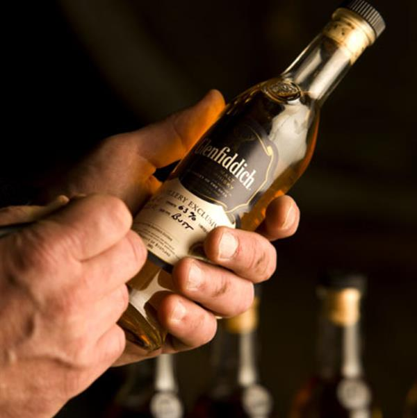 Glenfiddich - half-day tour and tasting at the home of the world's most awarded single malt.