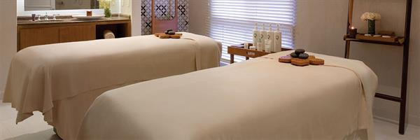 Zen Spa Couples Massage Bubbles and Romance