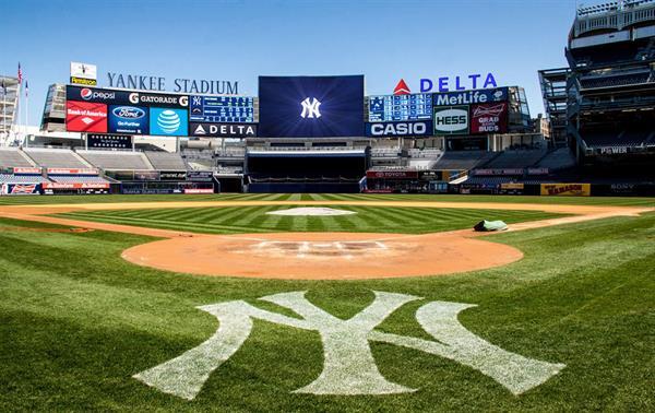 New York Baseball Match