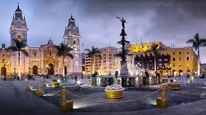 Tour of Lima - Peru
