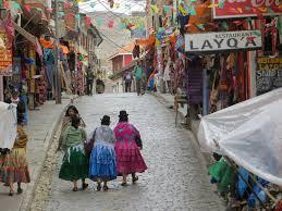 La Paz, Bolivia City tour